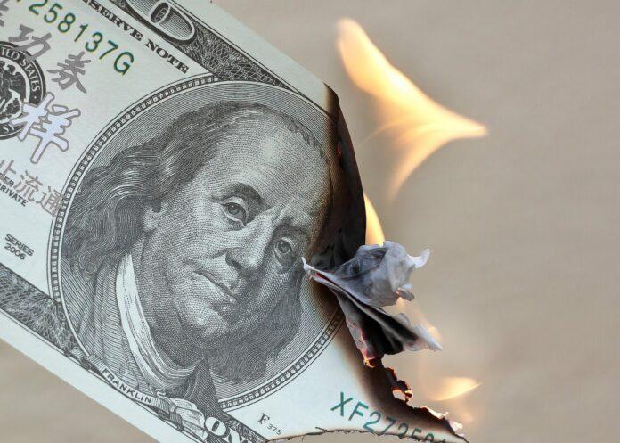 dolar, inflace, usa