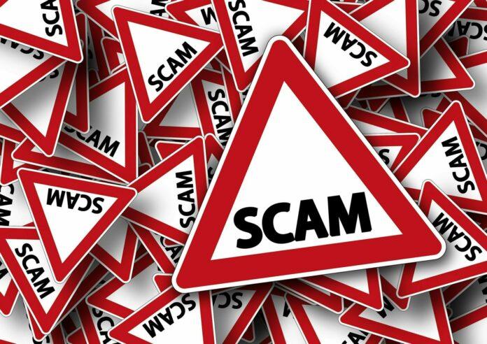 podvody, alert, scam správce, fond