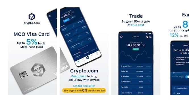Crypto.com Chain – Infrastruktura pro využití kryptoměn v reálném světě