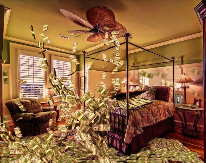 dolar penize money