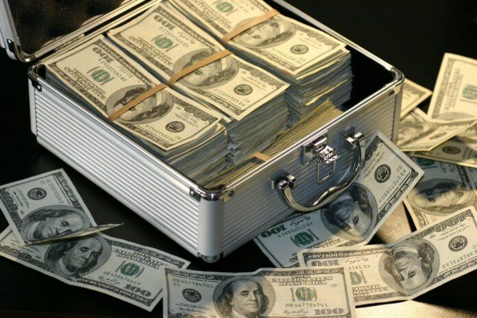 peníze, USD