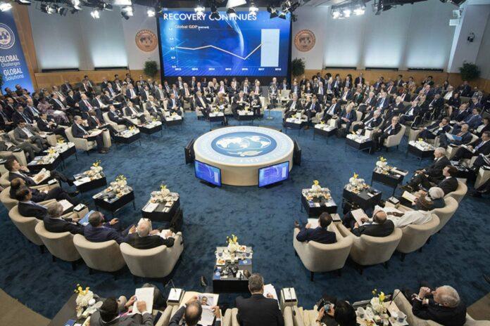 Mezinárodní měnový fond, IMF, kryptoměny, video