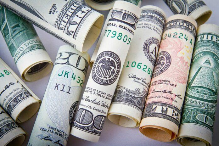 USD, měna, měny