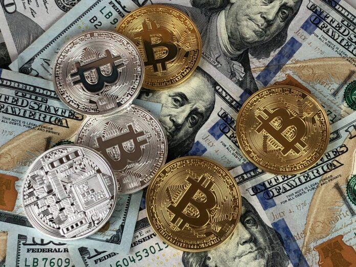 dolary a bitcoin