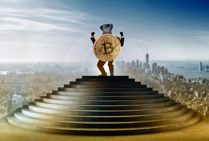 uspech, btc, bitcoin, rust, kapitalizace
