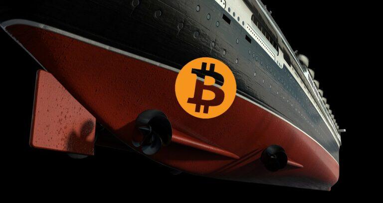 """Bitcoin je """"nutnost"""" a může sloužit jako záchranný člun, říká autor Ceny zítřka"""