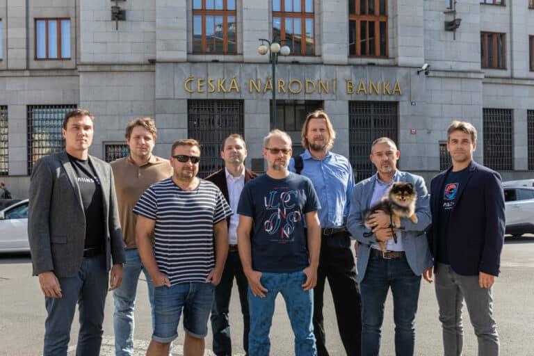 Nová asociace ČKMA chce bránit obor kryptoměn a rovnou provokuje před ČNB