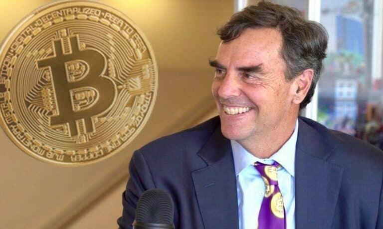 Jaké další kryptoměny drží Tim Draper? A jak to je s jeho předpovědí ceny Bitcoinu?