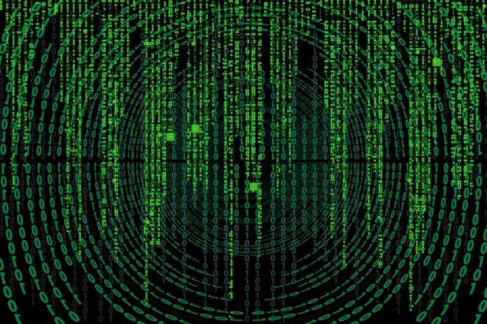 matrix, blockchain
