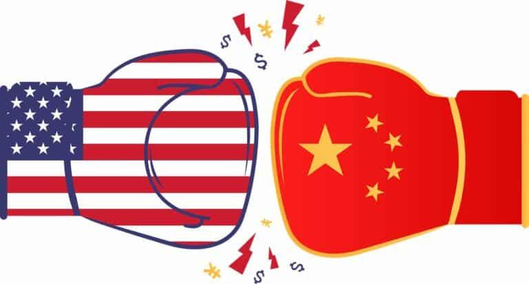 USA a Čína bojují o nadvládu nad blockchainem – nová studená válka je tady