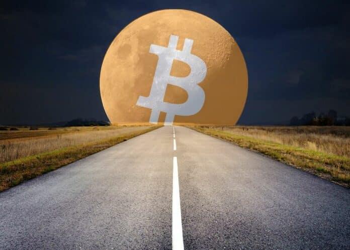 bitcoin moon btc,