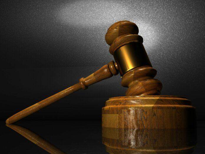 zákon, obžaloba