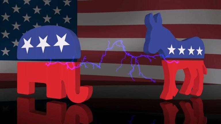 Proč mohou držitelé bitcoinů v klidu ignorovat americké prezidentské volby?