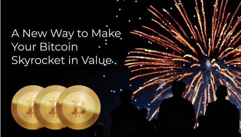 Nový způsob, jak můžete výrazně zhodnotit své bitcoiny