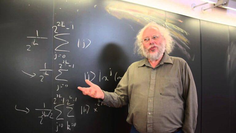 Expert na kvantovou výpočetní techniku varuje před vládami