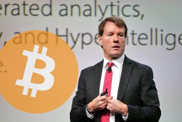Bitcoin je pro svět důležitý – tvrdí Michael Saylor