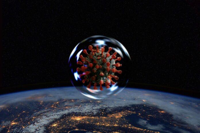 pandemie, covid-19, virus