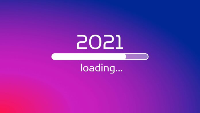 2021 rok speciál loading meme