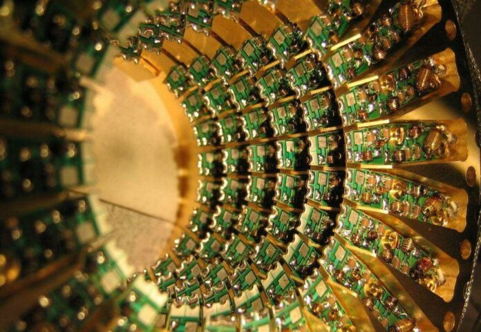 kvantový počítač kvantum čína, umělá inteligence human protocol