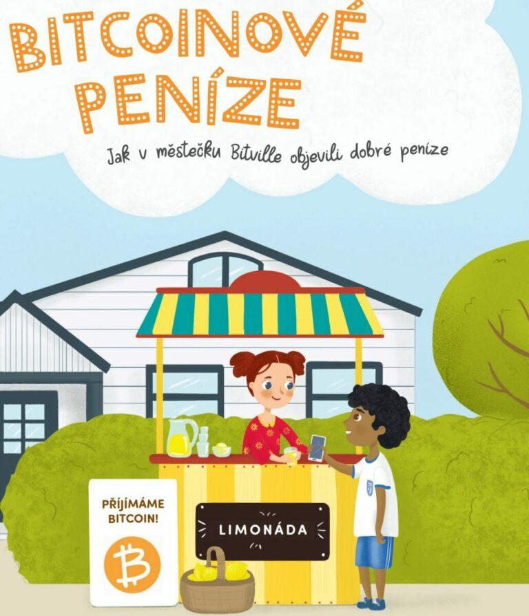Dětská kniha Bitcoinové peníze zdarma online