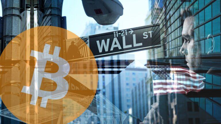 Největší hráči Wall Street budou chtít v příštích letech Bitcoin