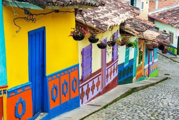 Kolumbie latinska amerika
