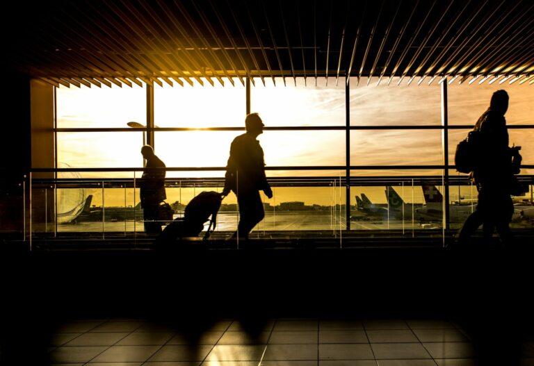 IOTA našla uplatnění v covidovém testovacím centru na letišti v Německu