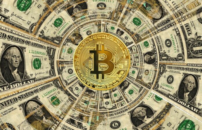 bitcoin money dolar aktivem bilion