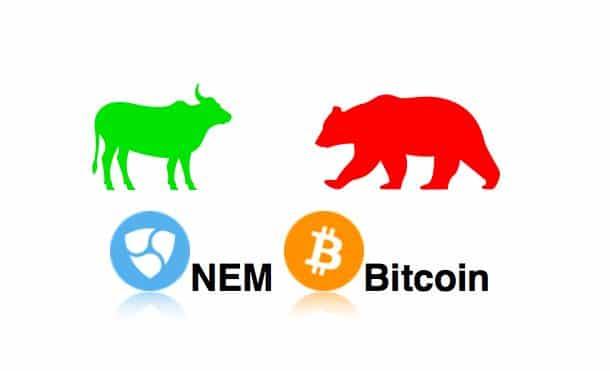 12.02.21 [Přehled trhu a BTC/USD a NEM/USD] Bitcoin ATH? NEM na 0,40 USD