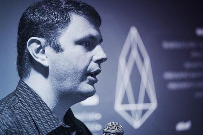 Dan Larimer – tvůrce EOS – představuje svůj nejnovější projekt Clarion