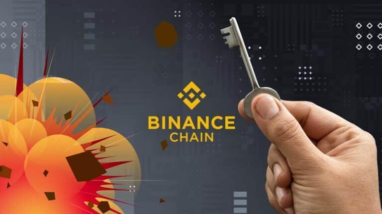 Binance smart chain (BSC) – rychlý blockchain s nízkými poplatky