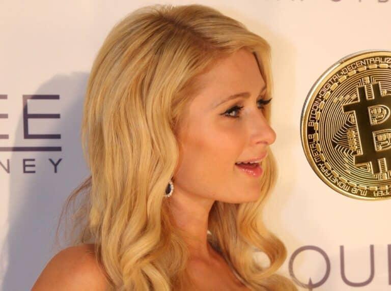 Paris Hilton je z Bitcoinu velmi, velmi nadšená