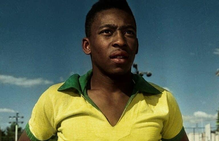 Fotbalová legenda Pelé jako NFT