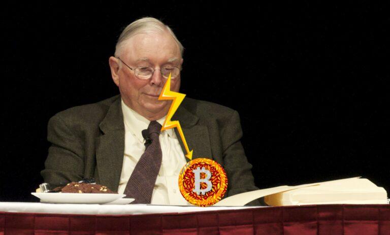Buffettův partner miliardář Munger extrémně ostře zkritizoval Bitcoin (BTC)
