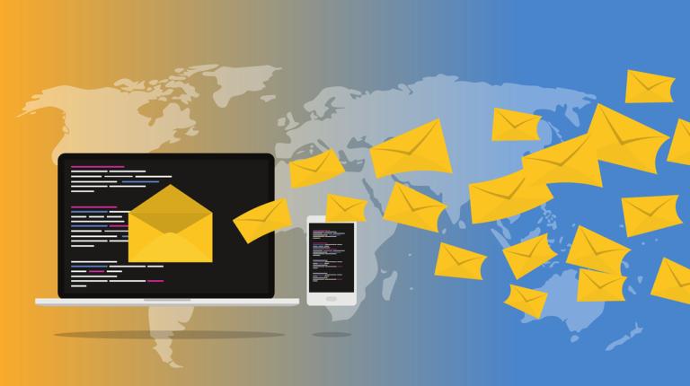 Technologie blockchain by dokázala zabezpečit váš e-mail