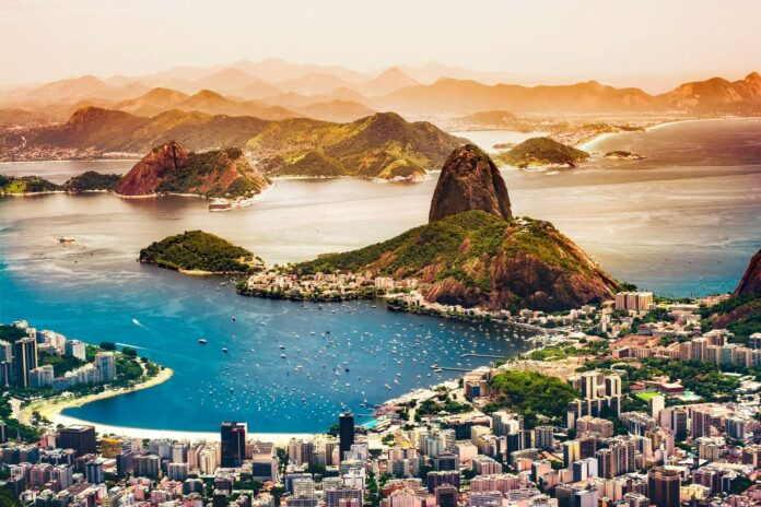 rio brazílie kryptoburzy softbank jižní amerika