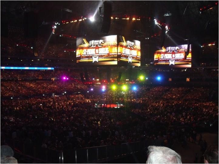 UFC uzavírá sponzorskou smlouvu za 175 mil. USD s Crypto.com na 10 let