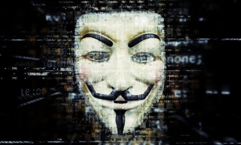 """Anonymous chtějí """"vést válku"""" pomocí nového tokenu"""