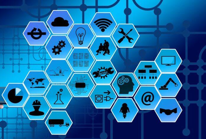 prumysl sít svět blockchain udalosti
