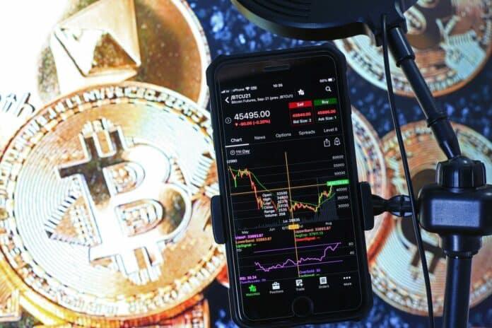 bitcoin btc graf