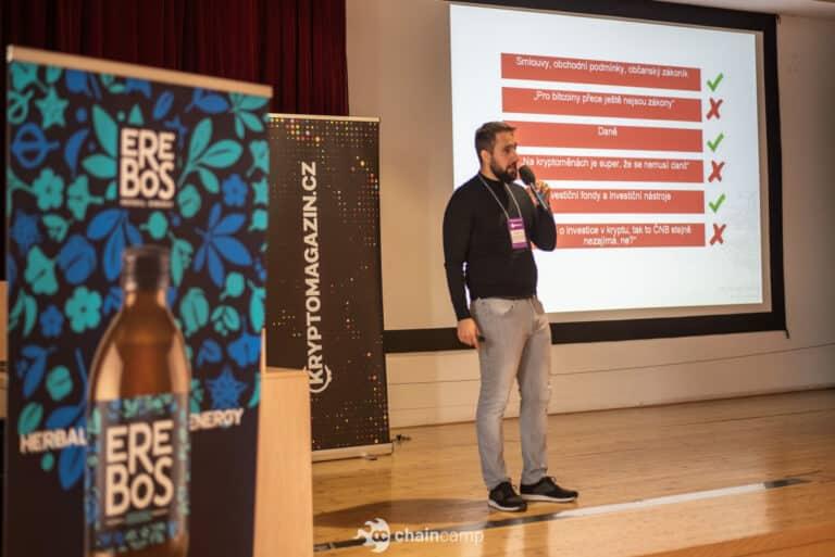 Ostravská krypto konference Chaincamp je zpět, zítra se uvolní posledních 300 míst zdarma