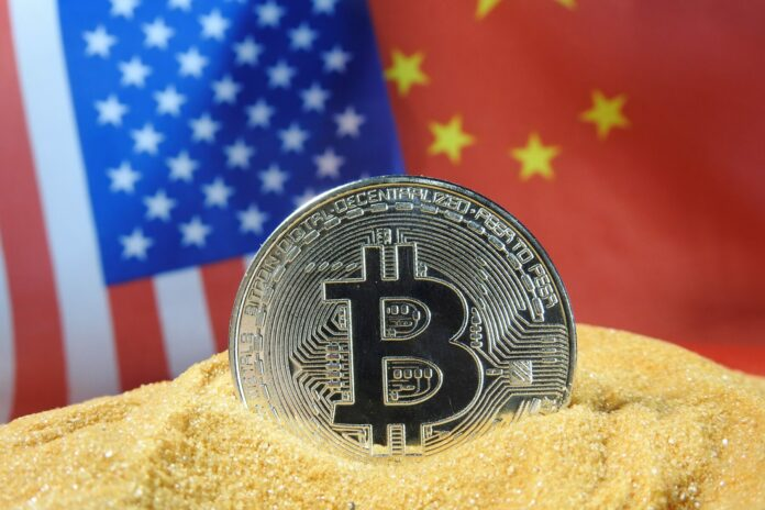 Bitcoin_čína_USA