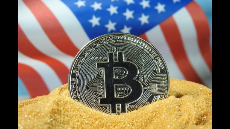 Bitcoin live stream – tapering QE je blízko, ustojí to Bitcoin?