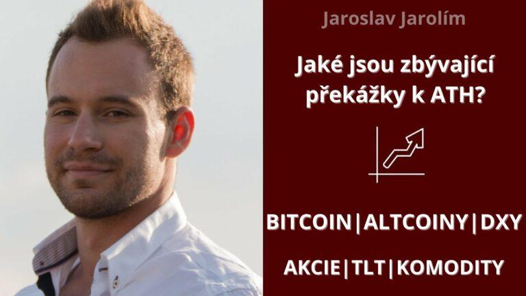 Bitcoin live stream – jaké jsou zbývající překážky k ATH?